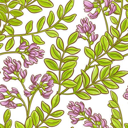 Astragalus vector pattern