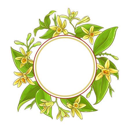Vanilla vector frame