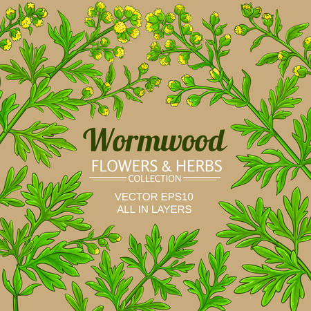 wormwood vector frame