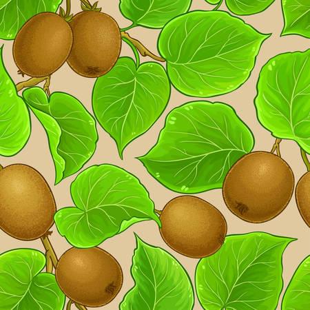 kiwi vector pattern