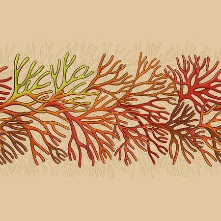 sea moss pattern