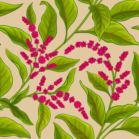 amaranth vector pattern