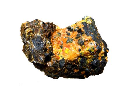 uranium radioactivity: Stone uranium.