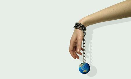Climate change. Stock fotó