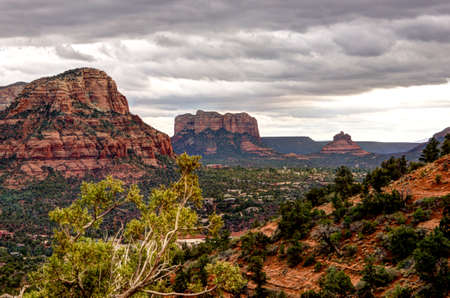 Red Rock Mountains Sedona, Arizona
