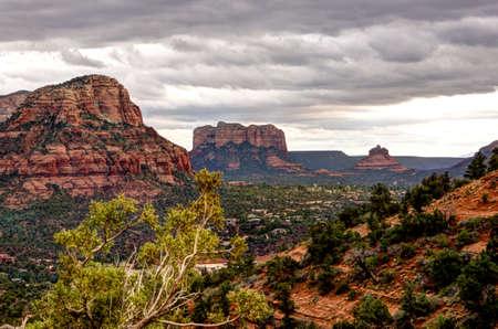 sedona: Red Rock Mountains Sedona, Arizona