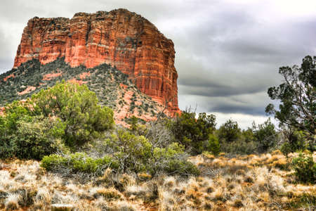 Red Rock Mountains Sedona, Arizona photo