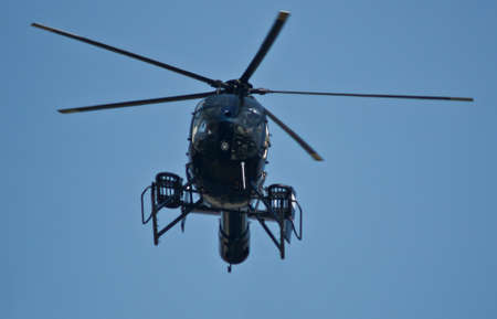 Huntington Beach Police Helicopter