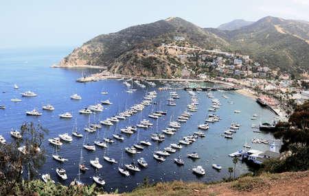 catalina: Avalon porto, Santa Catalina Island