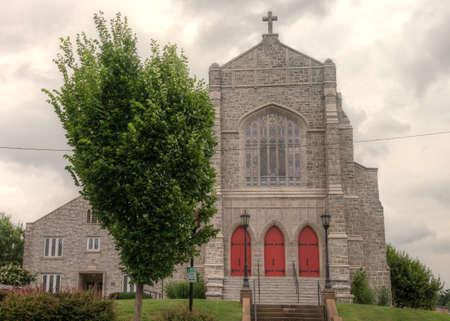 Trinity Lutheran Church in Greenville, South Carolina