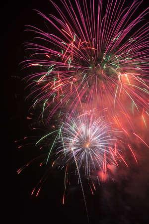 Fireworks Stock Photo - 460232
