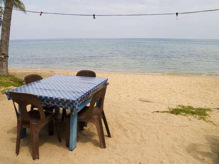 resturant: A small resturant Tioman Island Malaysia