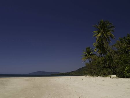 A beautiful day on the beach Banco de Imagens - 2817976