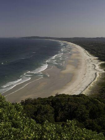Part of the coast in Port Douglas Australia.