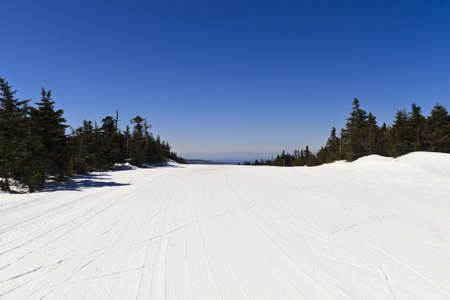 Stratton Mountain Ski Resort in Vermont photo