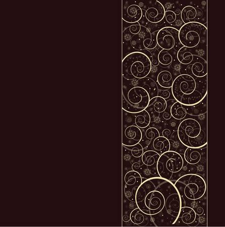 brown background: Background pattern