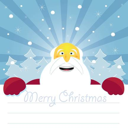 Santa Claus  Stock Vector - 10968107