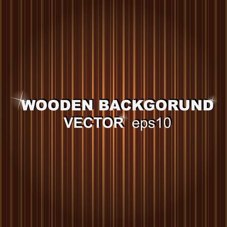 Dark wood background pattern  Vector