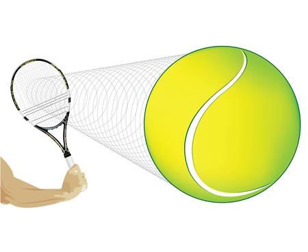 backhand: tennis shot -backhand