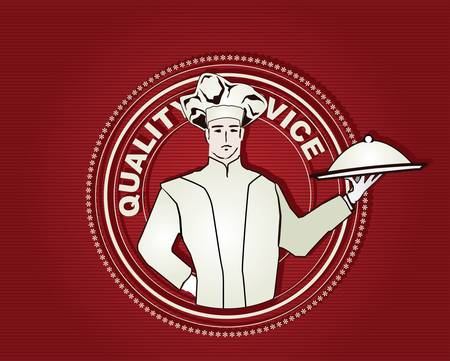 Cook Ilustração