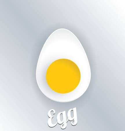 Paper egg Ilustração