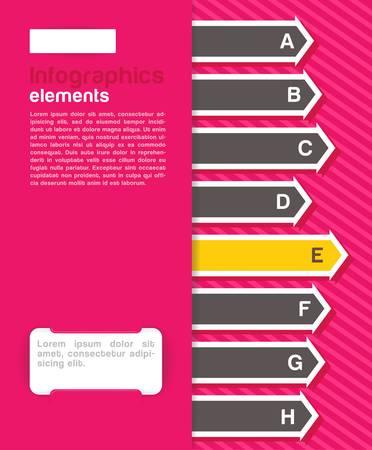 Modern Design Template Ilustração