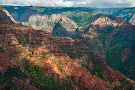 kauai: waimea canyon kauai
