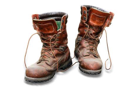 globetrotter: old globetrotter boots