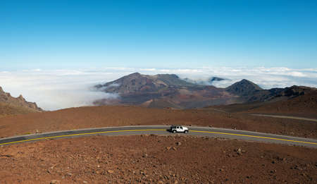 kauai: haleakala crater kauai hawaii