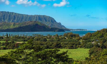 kauai: hanalei valley kauai hawaii
