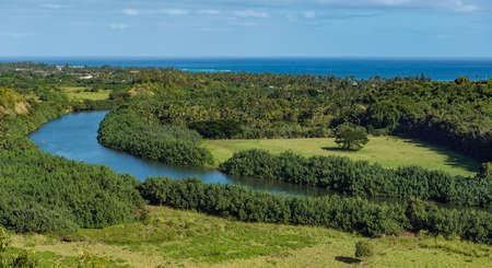 wailua river kauai hawaii