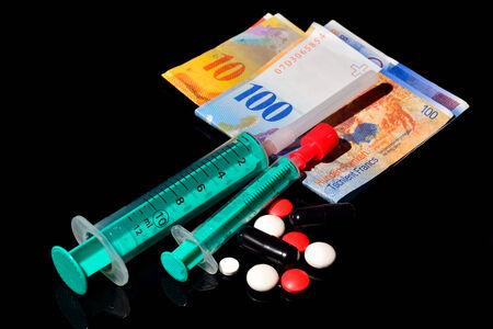 healthcare costs: Rising healthcare costs in Switzerland
