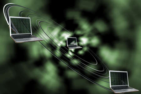 zwart gat: Technologische zwart gat