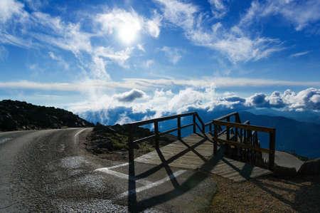 road to success: Way to sky