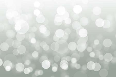 Światła: Opady śniegu w tle (niewyraźne tło)