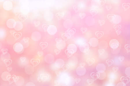 bubble background: pink valentine sparkle bokeh background or bokeh wallpaper
