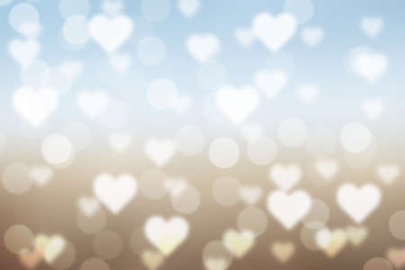 gleaming: colorful valentine sparkle bokeh background or bokeh wallpaper