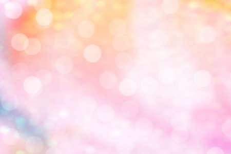 Colorful Bokeh Background (colorful Blurred Wallpaper)