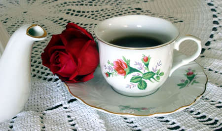 Tea In The Morning