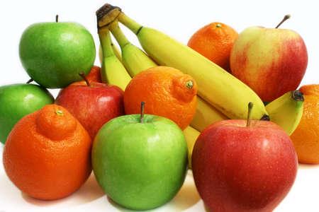 goodies: Fruits Stock Photo