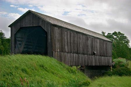 bygone: Covered Bridge