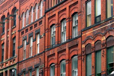 Old Building Facade Stok Fotoğraf
