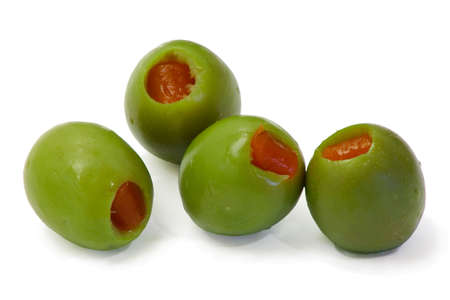 nutriments: Olives Stock Photo