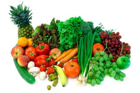 abastecimiento: Acuerdo de Frutas y Hortalizas Foto de archivo