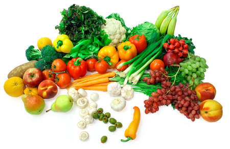 nutriments: Vegetables and Fruits Arrangement 2