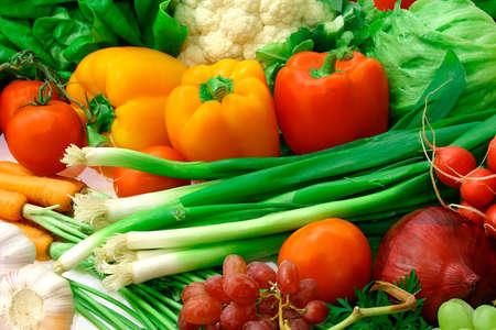nonfat: Veggies