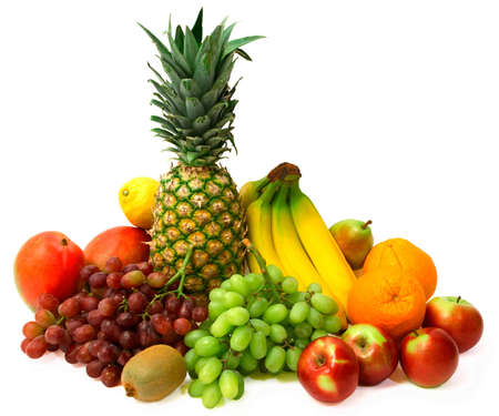 Colorful Fruits Imagens