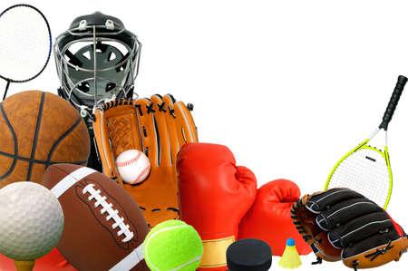 스포츠 기어 스톡 콘텐츠