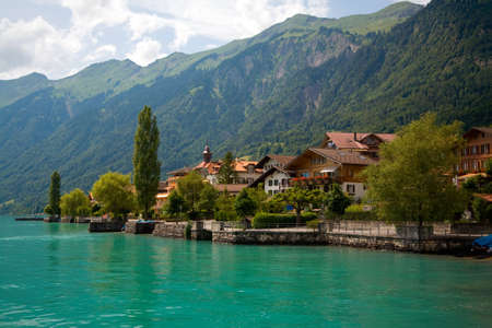Municipality of Brienz, Berne, Switzerland