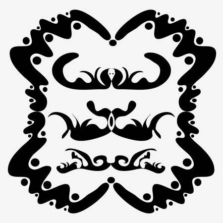 Abstract Patterns - Vector Stock fotó - 3954623